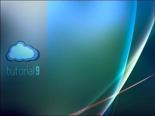 aurora-effect cool background