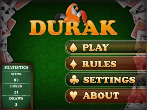 durak multiplayer iphone games