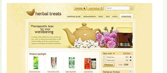 Herbal treats