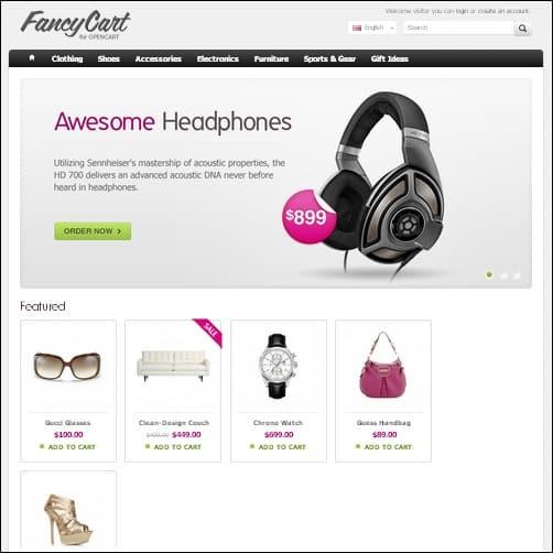 fancycart