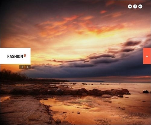 fashion9 WordPress Photography Themes