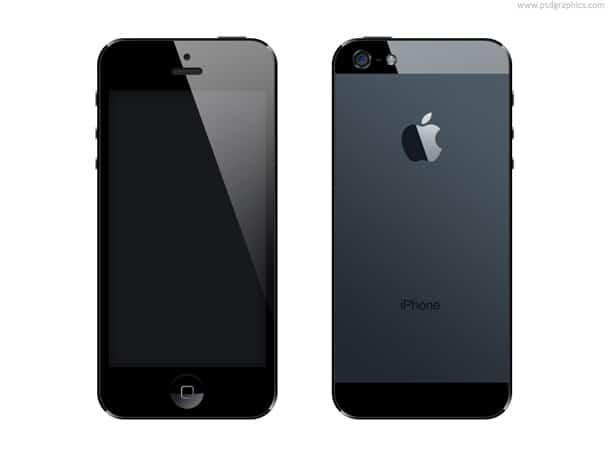iphone 5 photoshop