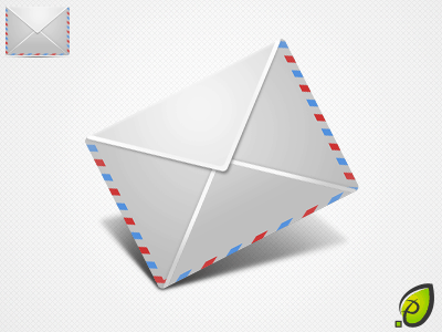 Mail – envelope icons