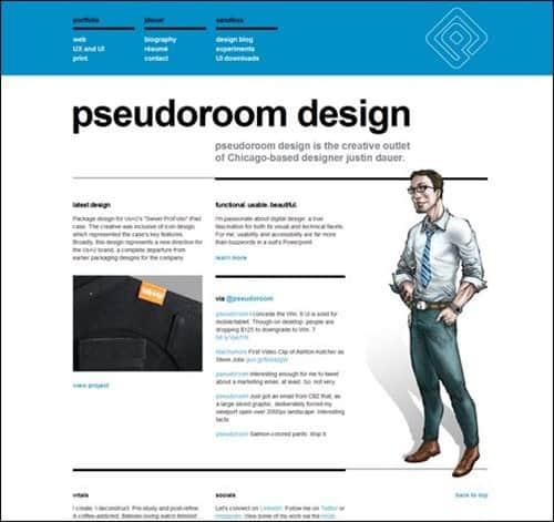 pseudoroom