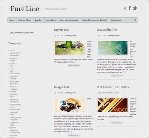 pure-line