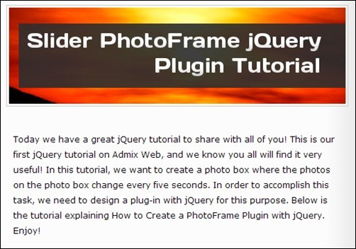 slider-plugin