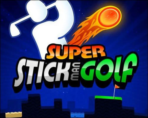 STICKMAN GOLF best multiplayer iphone games