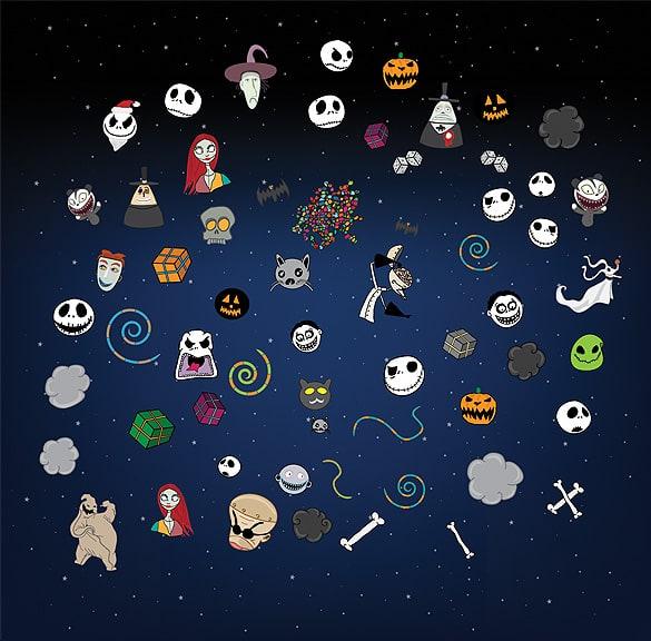 50+ Halloween Vectors Design