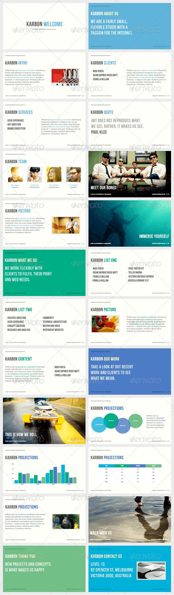 karbon-keynote-presentation-template