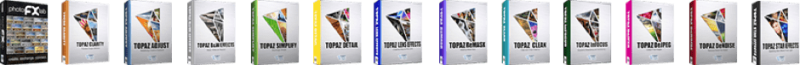 The Topaz Photoshop Plugin Collection