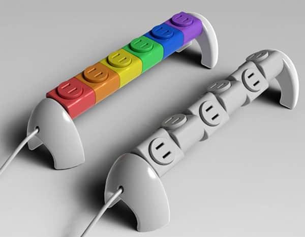 Lego Sockets