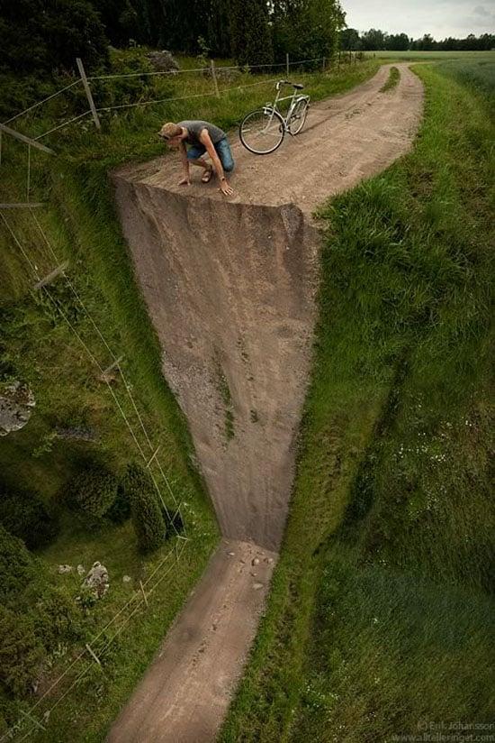 vertical turn