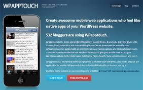 WPapptouch