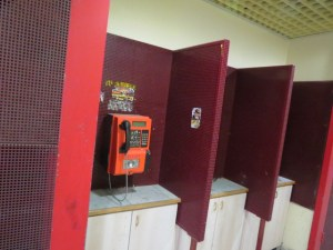 Who uses pay phones?