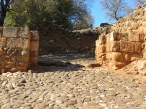 Main Israelite Gate