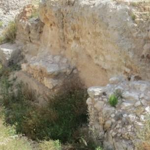 Tel Gezer Gate