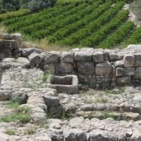 Water trough at Solomonic Gate