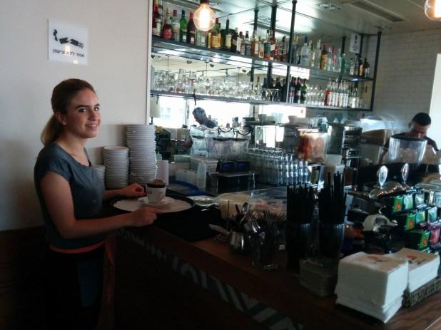 Cafe Cafe Ramat Yishai