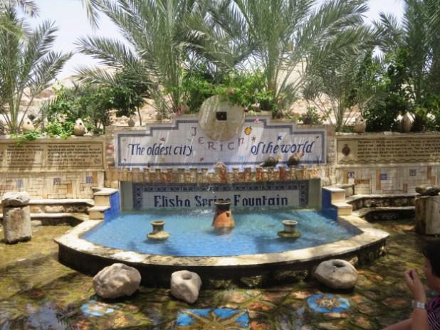 Elisha Spring Jericho