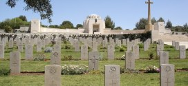 Jerusalem British War Cemetery - Photo: Commonwealth War Graves Commission