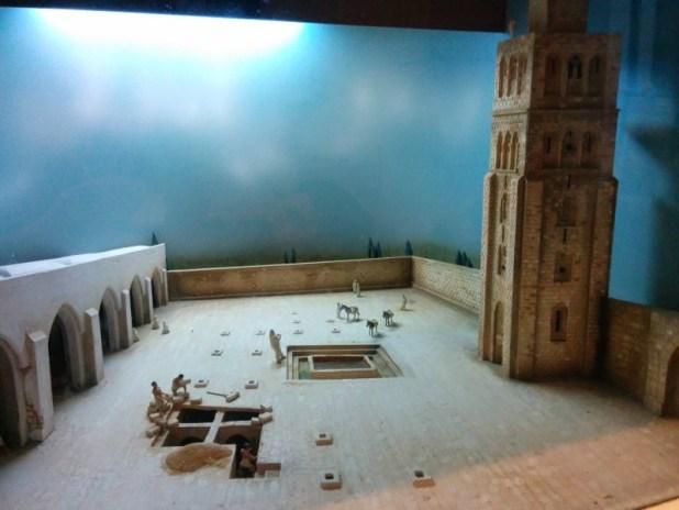 Model of White Tower