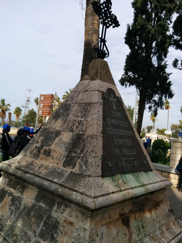 Napolean's Mass Grave Memorial