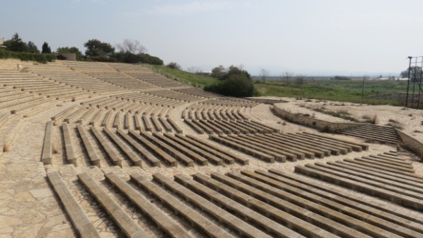 Amphitheater (Should be Theater)