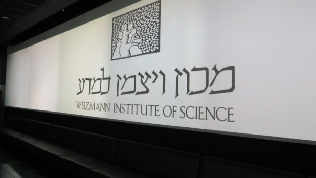 Weizmann Institute Visitors Center - interactive exhibition