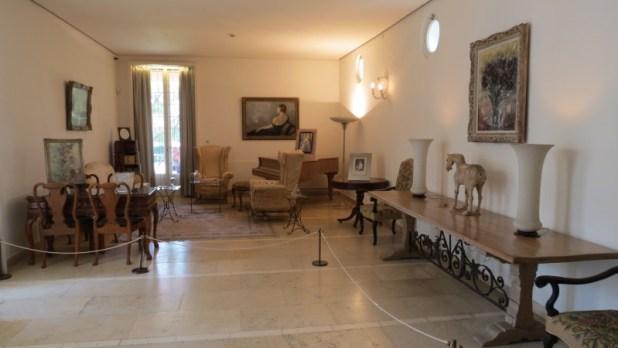 Weizmann Living Room