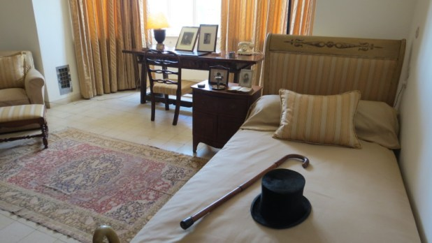 Haim Weizmann's Bedroom