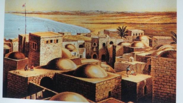 Jaffa Visitors Center- Historical View North