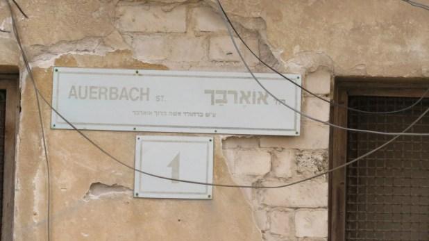 Auerbach St.