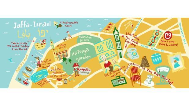 Jaffa - http://anatsifri.com/Jaffa-s-Map