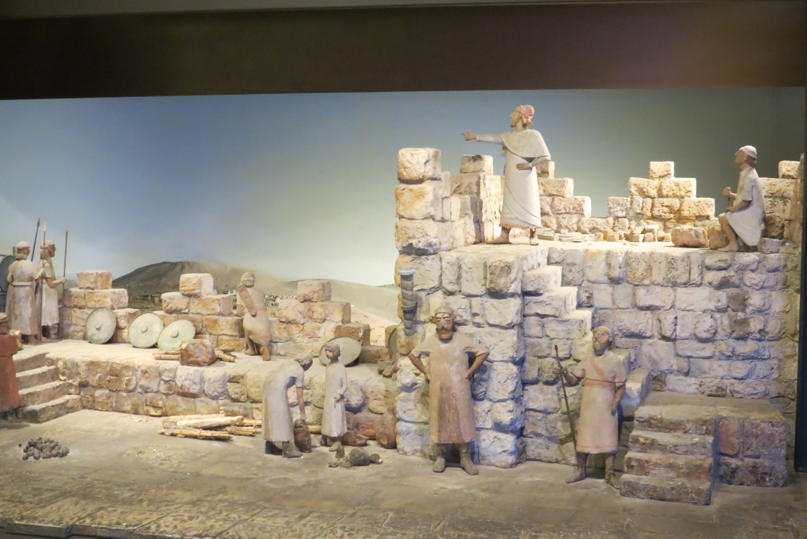 Permanent Exhibition at Tower of David