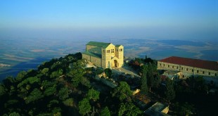 Mount Tabor - Photo:  Israel Ministry of Tourism