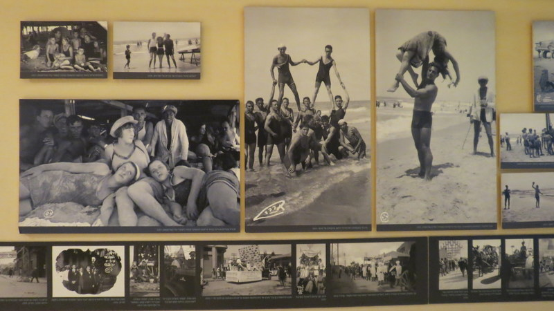 Photographs of Tel Aviv