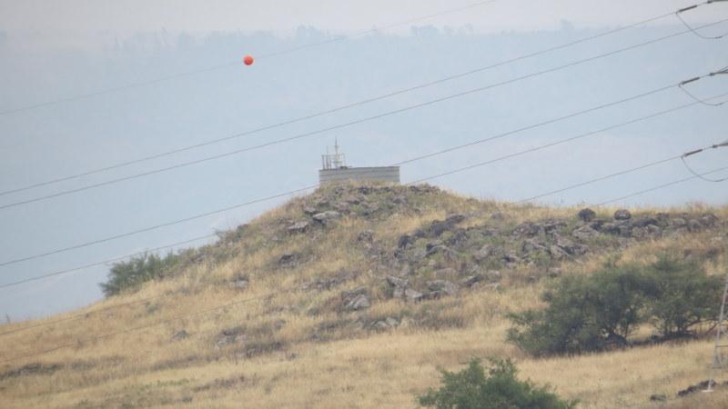 Near Korazim