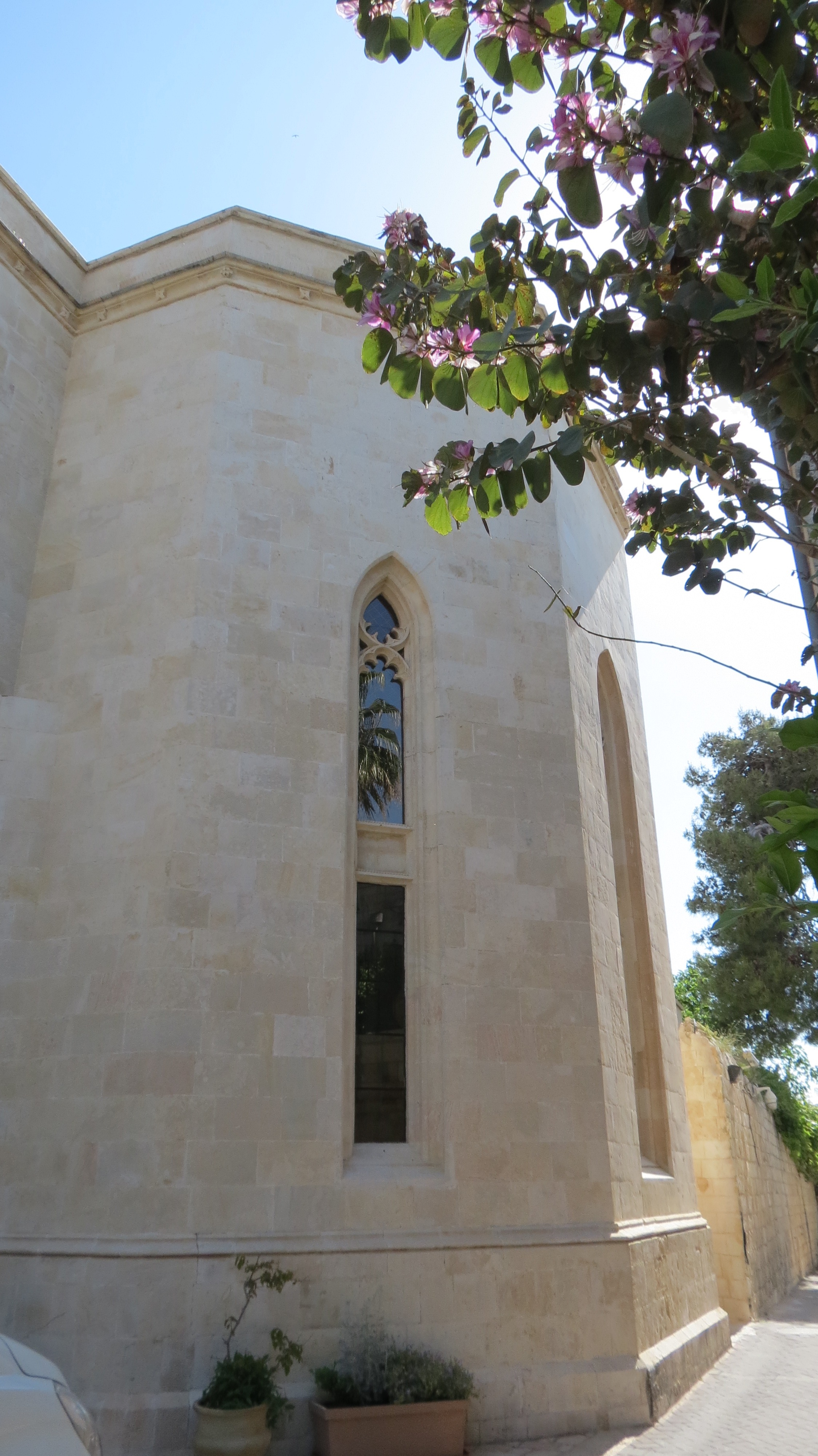 Christ Church - The Church of the Messiah, Jerusalem
