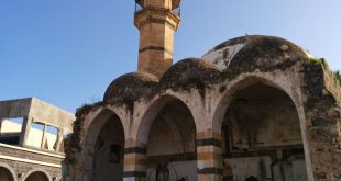 The Great Mosque Tiberias
