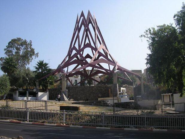 Tomb of Maimonides Photo: Almog