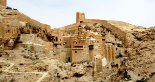 Mar Saba Monastery, 2011 Photo: יוצר	Jean & Nathalie