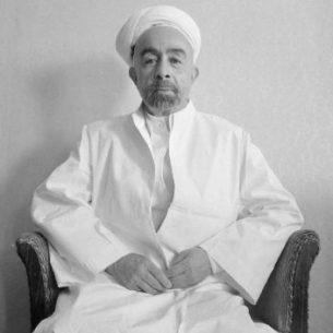 Abdullah King of Transjordan/Jordan 1921-1951