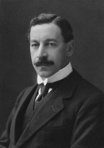 Herbert Samuel Photo: Walter Stoneman, for James Russell & Sons