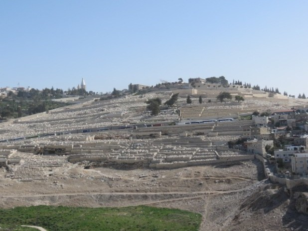 Mount of Olives - Har Hazaitim