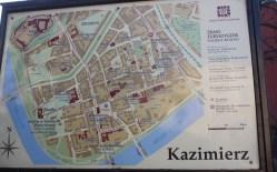 Карта Казимежа