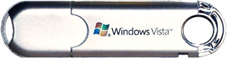 Windows Vista USB drive