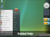 Guided Help screencast