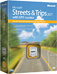 Microsoft Streets & Trips 2007