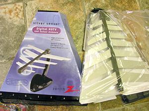 Velocity Micro indoor HDTV antenna