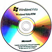 Windows Vista disc